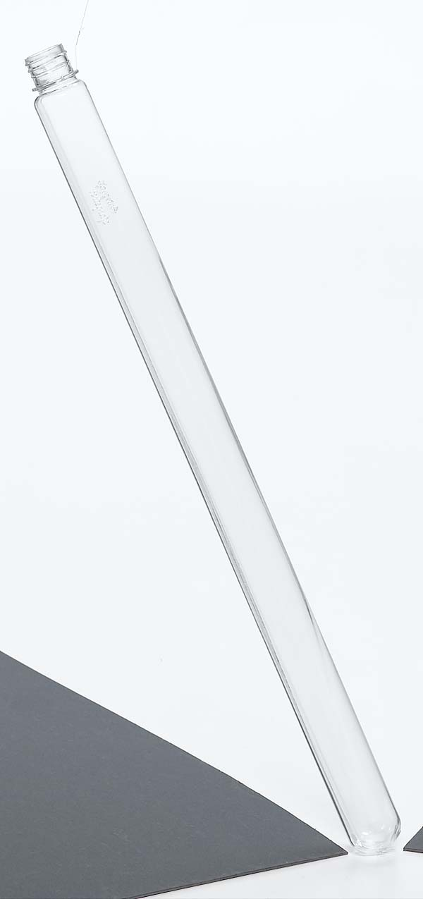 medical clear plastic tubing with ridges and pointed tip